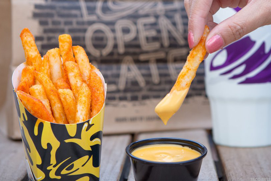 Taco Bell Wants To Eat Mcdonalds Lunch By Offering Fries Thestreet