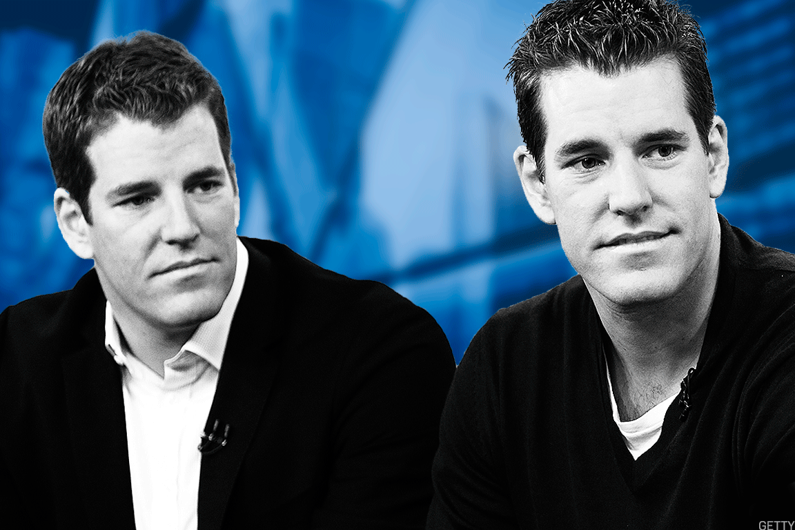 Bitcoin Billionaires The Winklevoss Twins Back Blockstack Initial