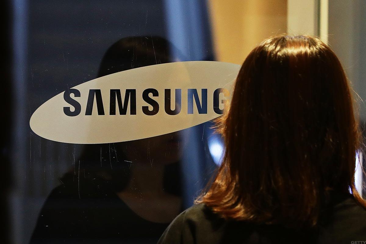 Samsung Shares Dip As Profit Growth Slows Amid Waning Smartphone