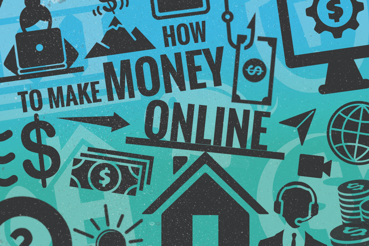 How To Make Money Online 25 Examples And Ideas Thestreet