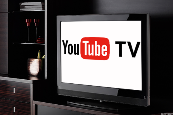YouTube TV marks Alphabet entry into live television offerings