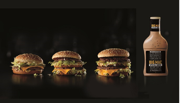 McDonald's giving away 10000 bottles of Special Sauce, unleashes new Big Macs