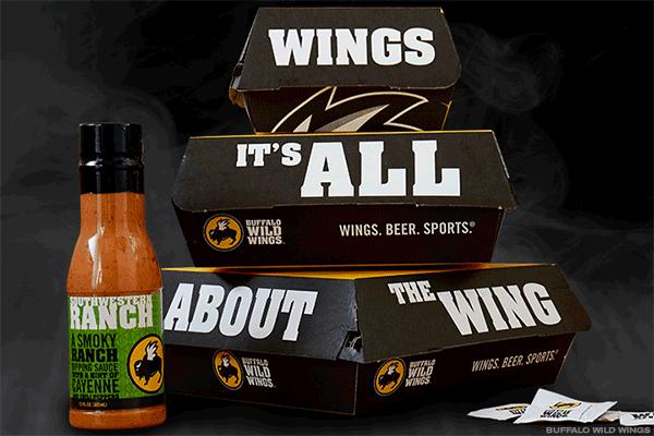 Buffalo Wild Wings hurt by weak restaurant sales