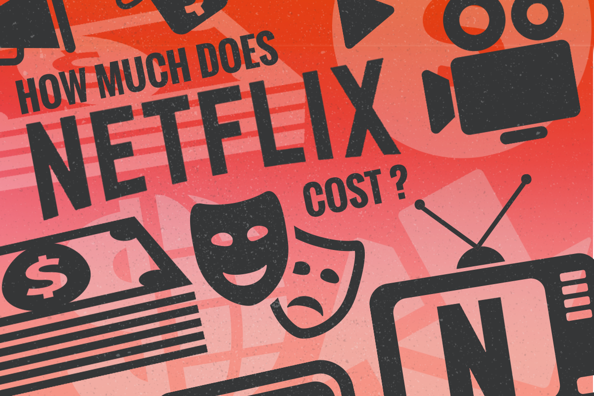 How much does netflix us cost in india