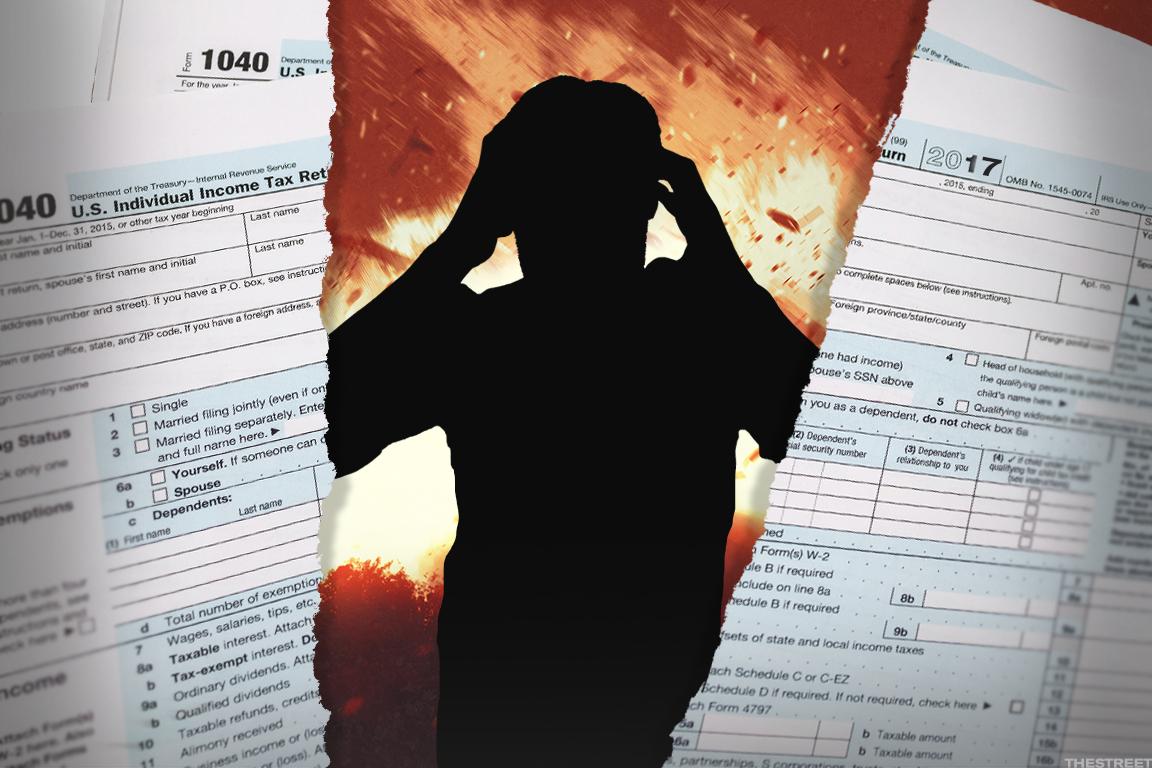 Biggest Tax Mistakes Millennials Make Thestreet