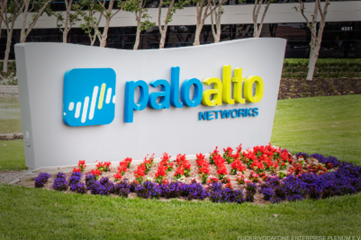 Palo Alto Networks Stock Could Break Out for 19% Gains - TheStreet