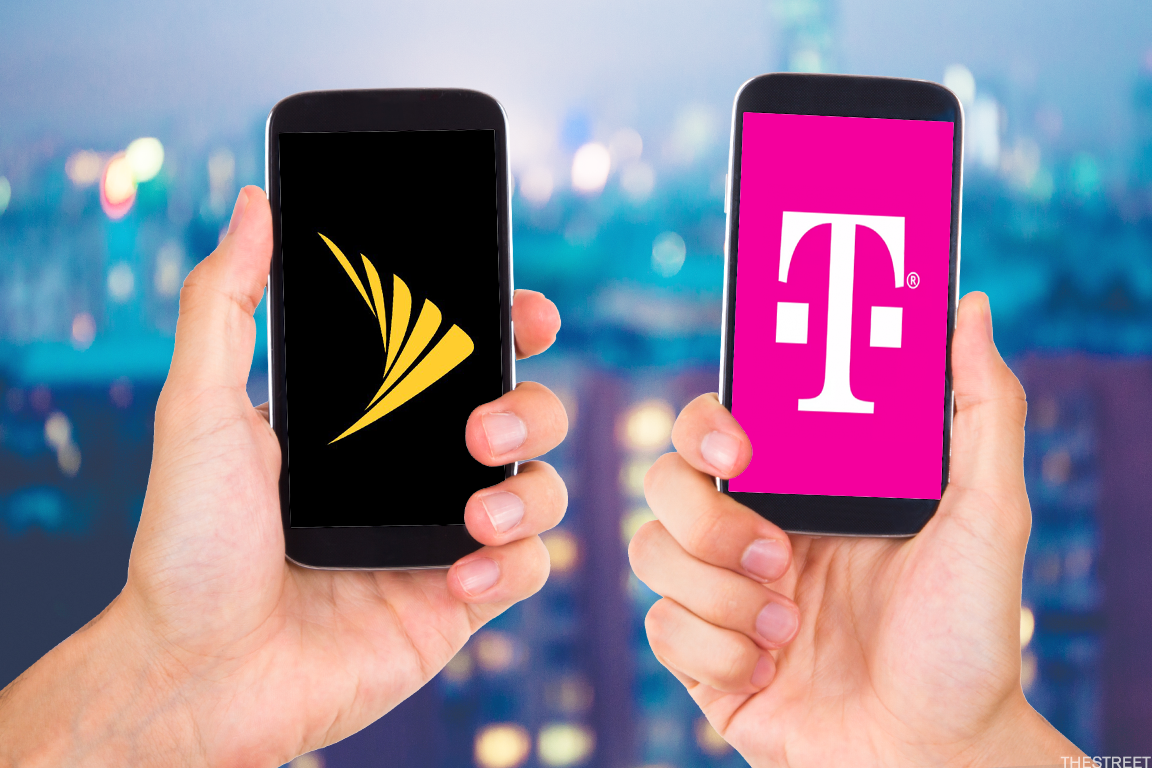 Heres What A Blockbuster Combination Of Sprint S And T Mobile