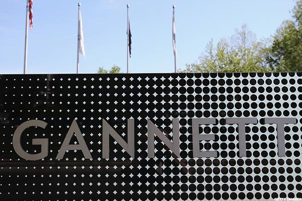 Gannett Still in the Hunt of Tribune Publishing