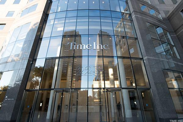 Time Inc slashes dividend in cost-cutting push, shares dive