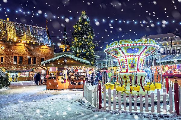 The Best Christmas Markets of Europe