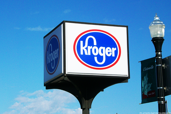 This Could Be Krogers Kr Savior As It Goes To War With Amazons