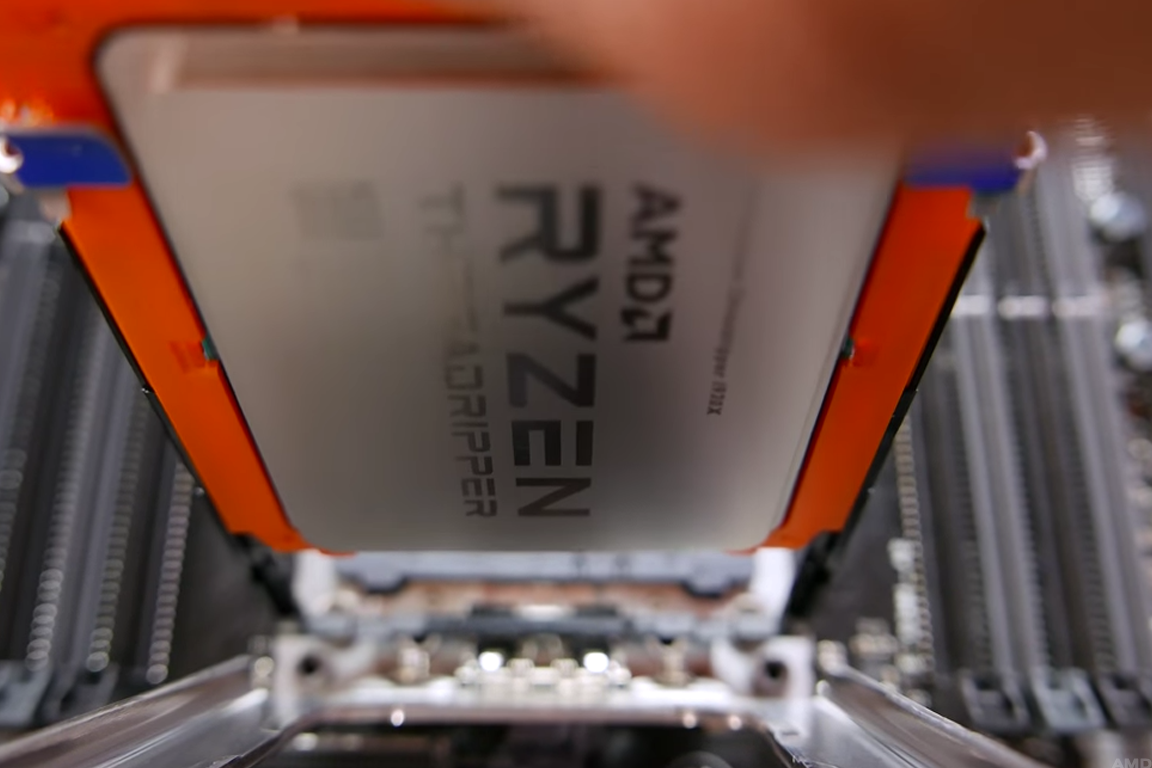 AMD's Newest Desktop Processors Measure Up Well Against