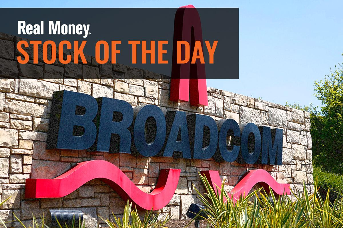 Broadcom (AVGO) Stock Is at an Interesting Juncture - RealMoney