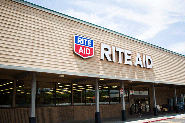 Top Gainer of the Day: Rite Aid Corporation (NYSE:RAD)