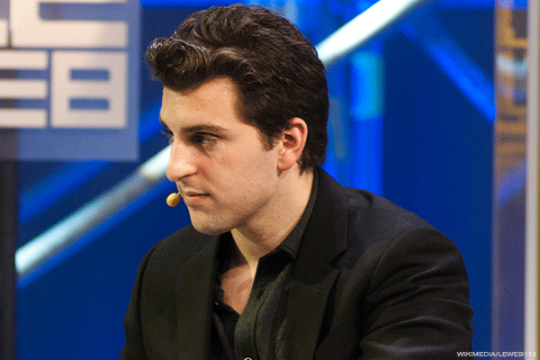 Airbnb CEO Brian Chesky Talks Trump, Uber and Why IPO Isn ...