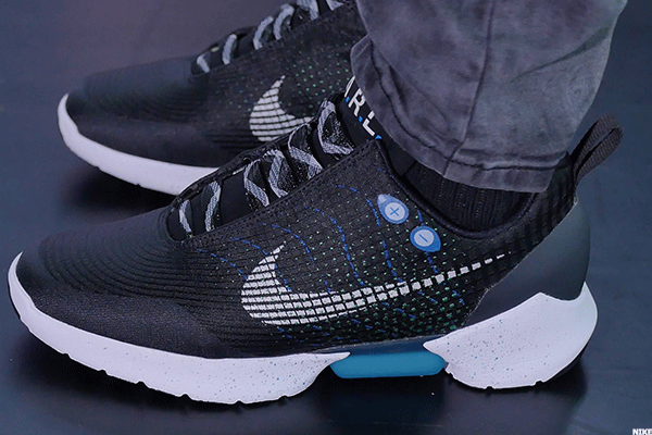 Run Quickly if You Want Nike's New $720 Self-Tying Sneakers
