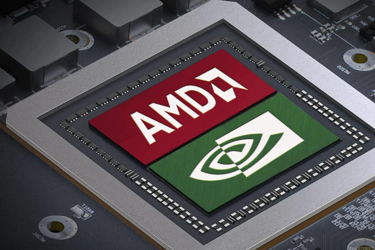 Nvidia (NVDA) and AMD (AMD) Are Two of the Best Buys in the Chip