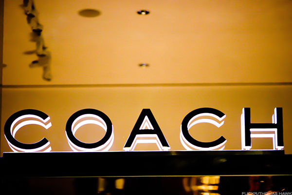 Coach Bags Kate Spade in $2B Bet on Millennials