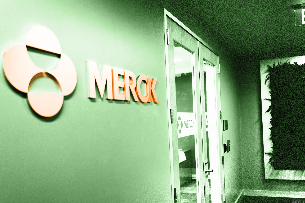 Merck Beats Estimates And Raises Guidance But Stock Plops 2