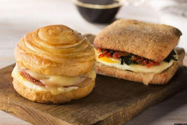 Why You Won't See Starbucks (SBUX) Breakfast Sandwiches In ...