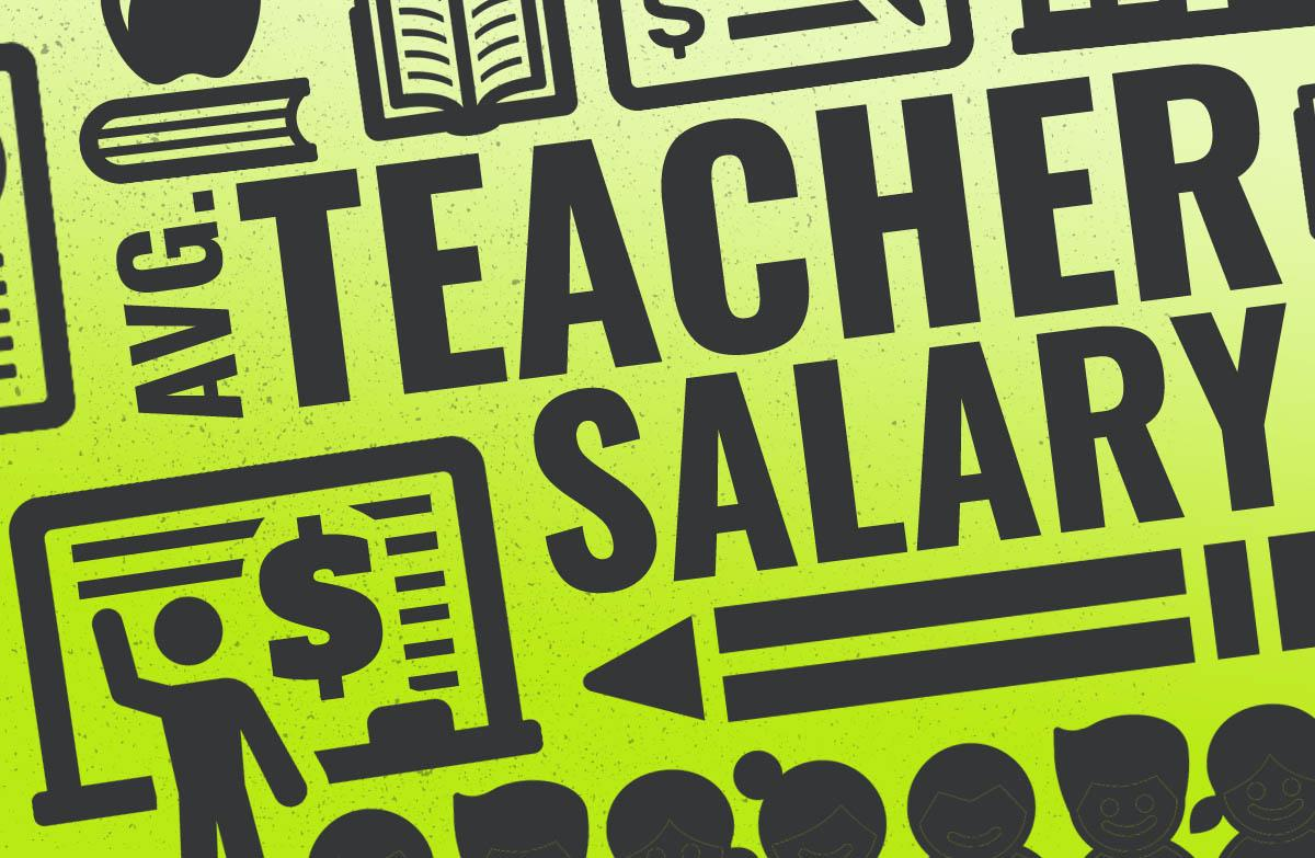 What Is the Average Teacher's Salary in the U S  in 2019? - TheStreet