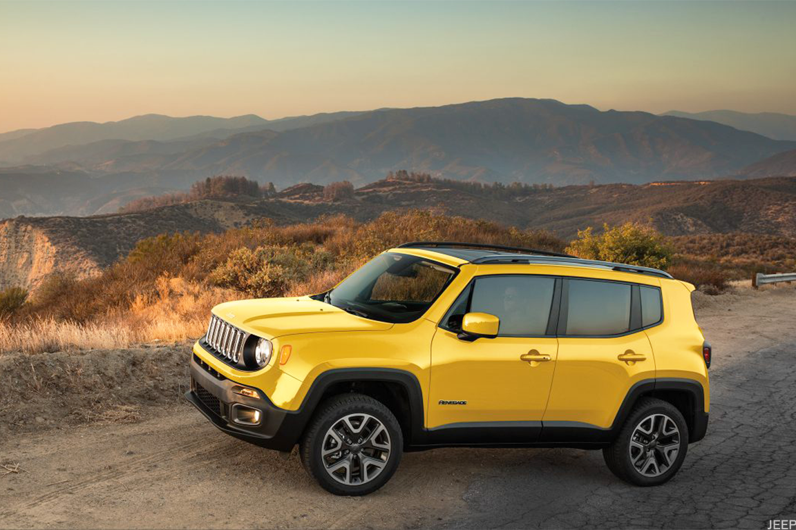 Jeep Is Going Electric With Plug In Hybrids