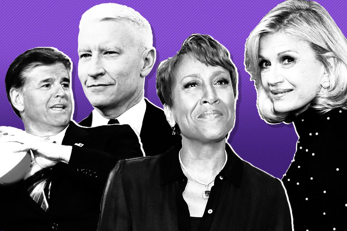 Who Are the Highest-Paid News Anchors in 2019? - TheStreet