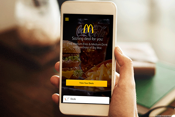 How Does The Mcdonalds App Work