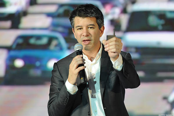 Uber weighs leave of absence for CEO
