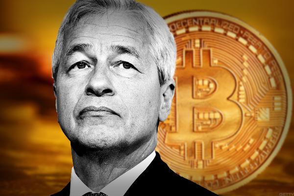 jpmorgan ceo jamie dimon attacks bitcoin again thestreet