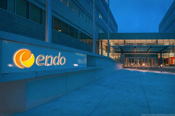 Endo to pull opioid painkiller off United States market after FDA nudge