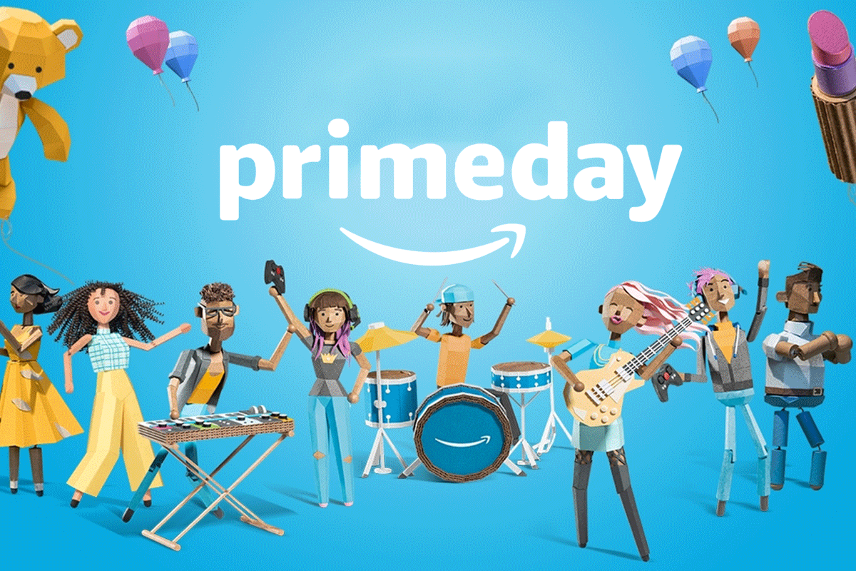 Early Amazon Prime Day Results Show Rivals Are Cashing In, Too