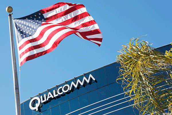Qualcomm's Mobile Chip Business Could Be WellPositioned To Beat Low Custom Nxpi Stock Quote