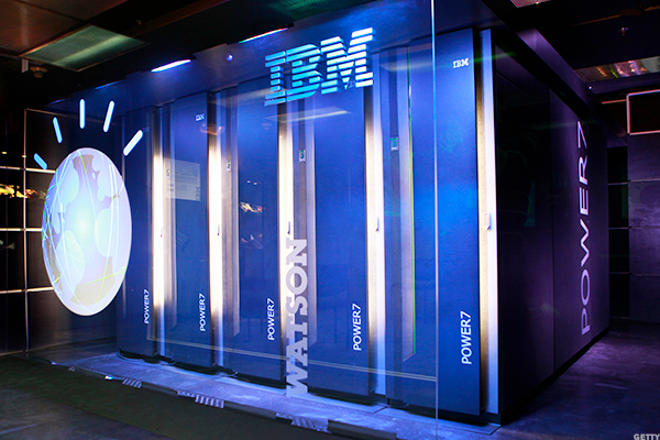 IBM\'s (IBM) New Mainframe Computers Are Intriguing, But Slowing ...