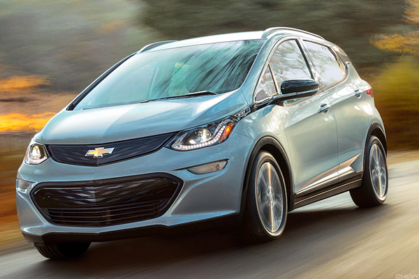 Gms Gm Chevy Bolt Is A Damn Good Car That America Doesnt Care