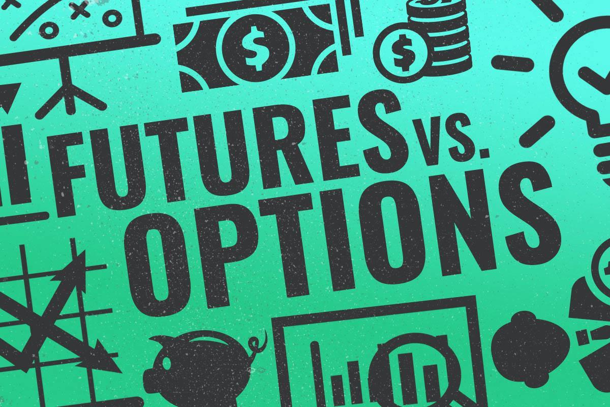 Futures vs binary options