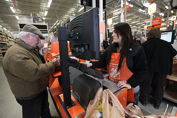 Home Depot reports better-than-expected sales in Q3