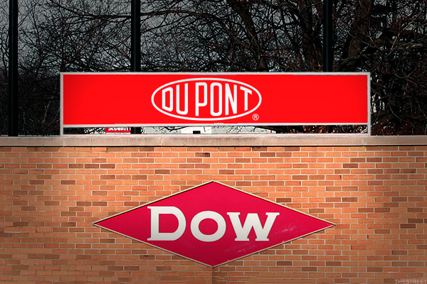 Dowdupont Closes Higher In First Day Of Trading Company Still Faces