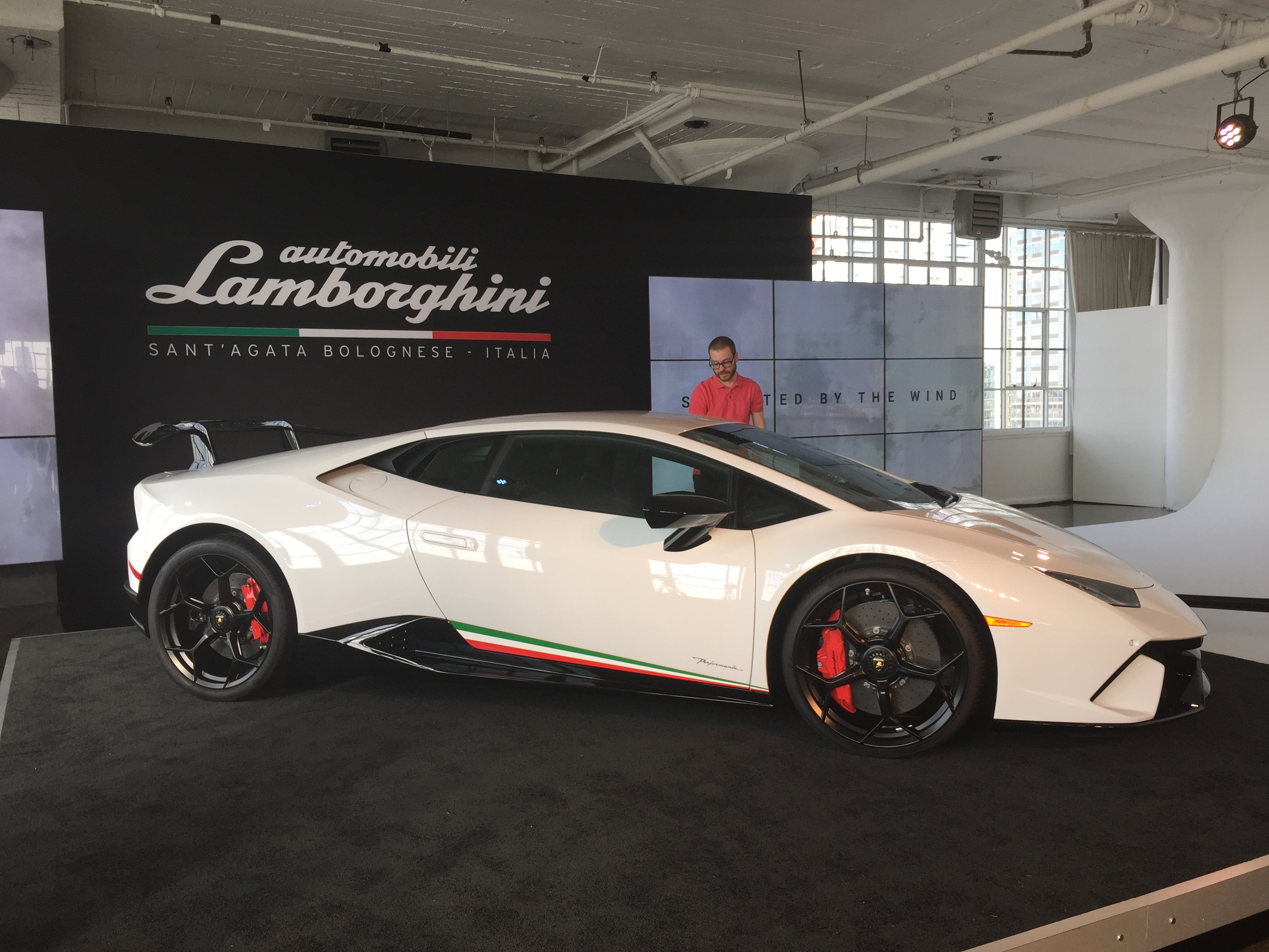 How This New 274000 Lamborghini Speed Demon Was Created Thestreet
