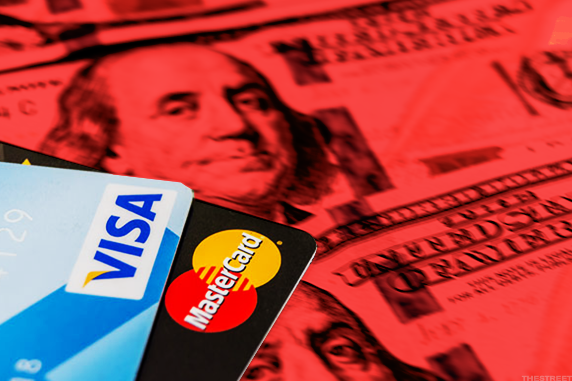 How Visa, Mastercard Stocks Can Gain Another 25% - TheStreet