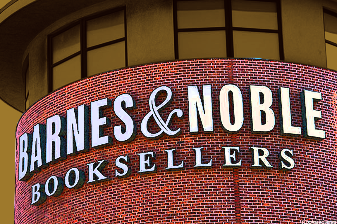 Barnes & Noble Drops After Bookseller Issues Weak Operating