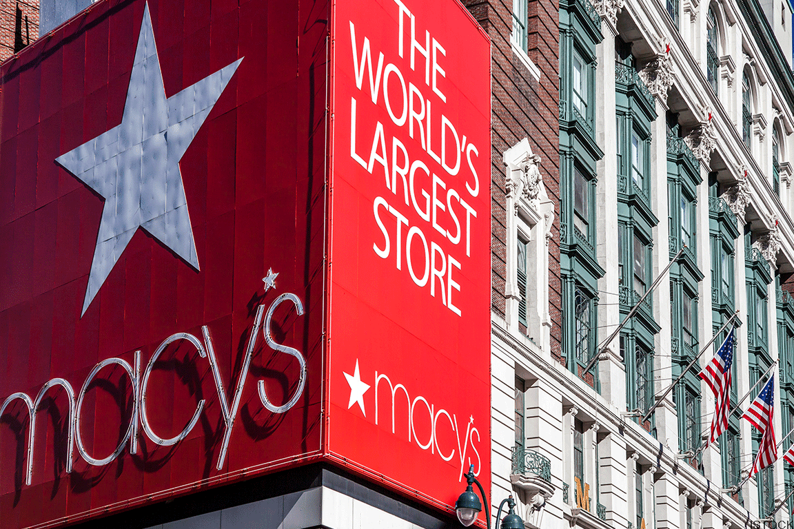Macys Shares Skyrocket Thestreet