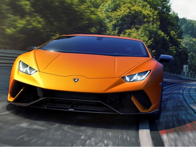 This New 274000 Lamborghini Is One Of The Fastest Ever And Yes It