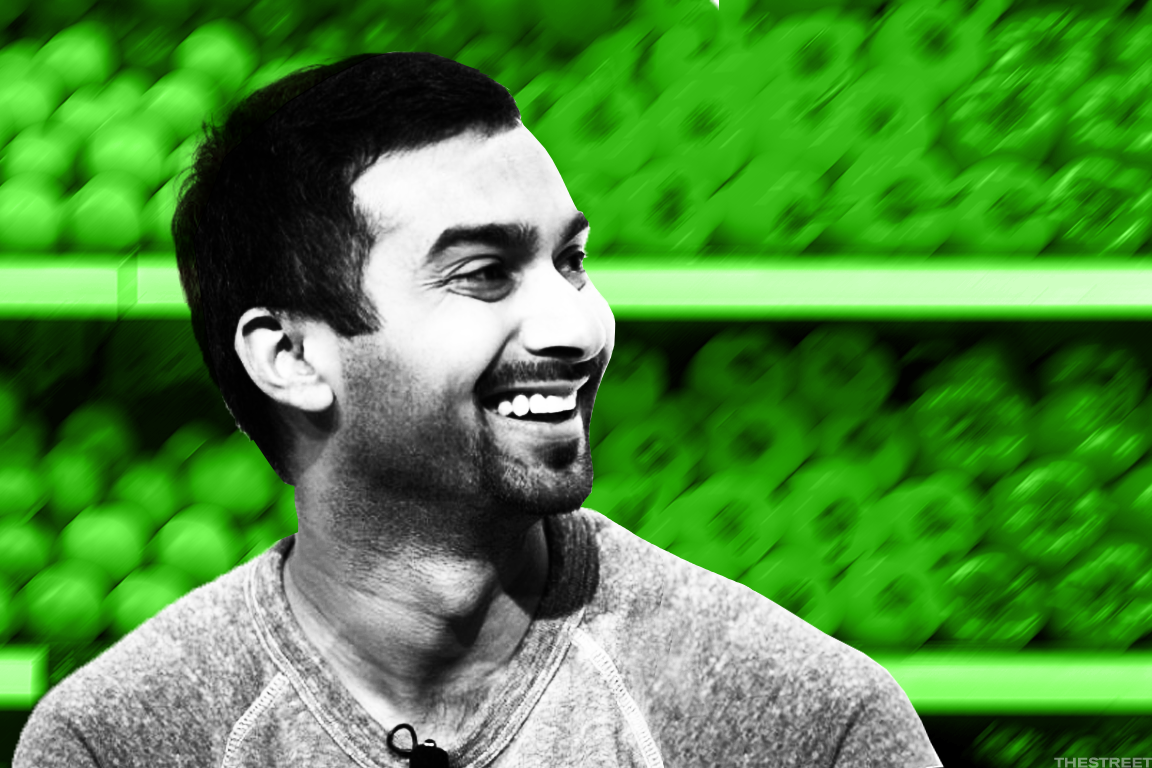 Here's How Instacart's CEO Throws Shade on Amazon - TheStreet