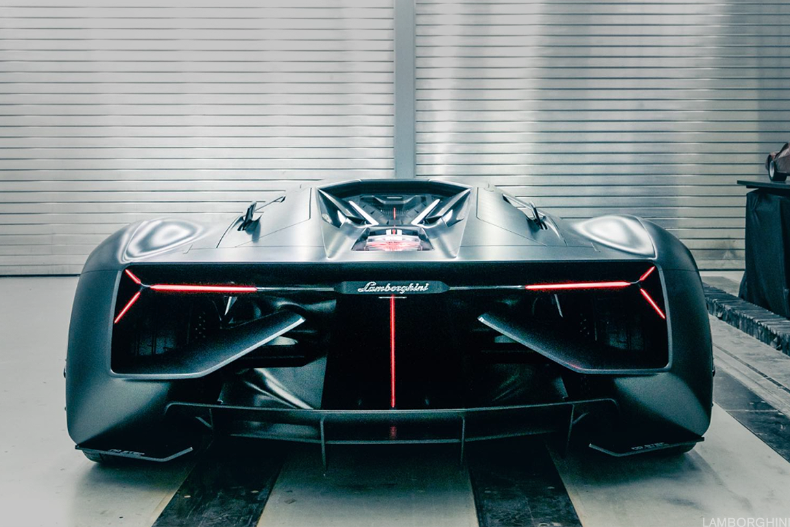 Lamborghinis Electric Terzo Millennio Will Blow Your Mind Thestreet