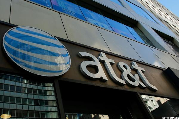 AT&T Meets Fourth-Quarter Forecasts, Shares up Slightly After Hours