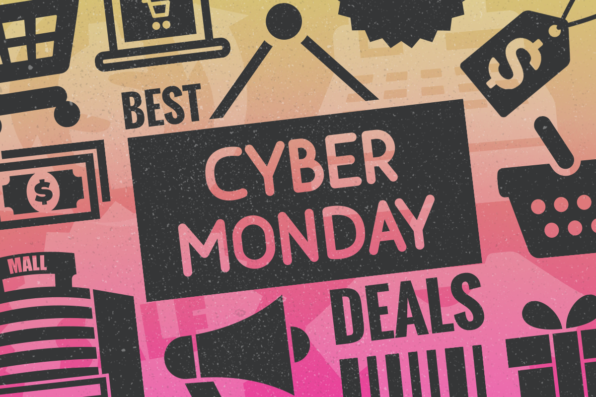 best cyber monday deals 2018 walmart amazon and more thestreet. Black Bedroom Furniture Sets. Home Design Ideas