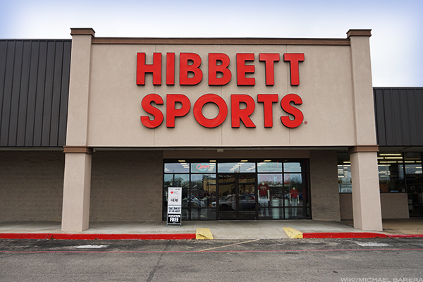54adfaeabab Hibbett Sports Sheds 10% After Cutting Guidance - TheStreet