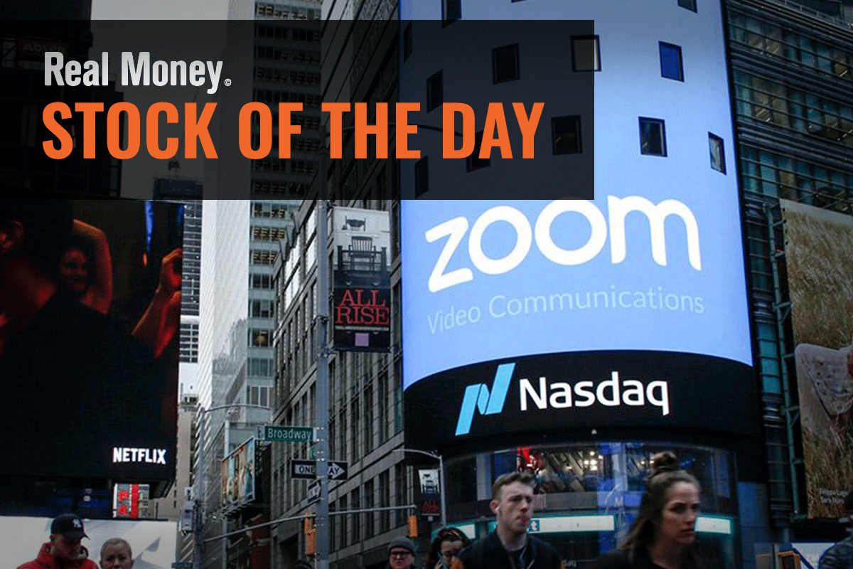 Zoom Video Will Gap Higher at Friday's Open, So Let's Zoom In on the