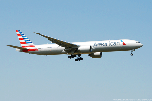 American Airlines lowers Q1 unit revenue forecast